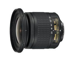best vlogging lens nikon 10-20 mm by vlogears.com