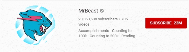 Mr beast by vlogears.com