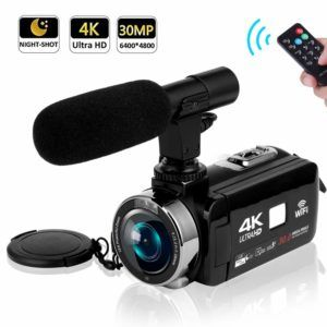 Best Camcorder for YouTube by Vlogears.com